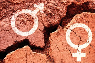 gender gap gender symbols on earth with gap